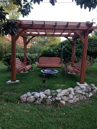 patio with fire pit and pergola. Outdoor:37 Backyard With Fire Pit Winsome Great Outdoor Area Pergola Swings And Patio