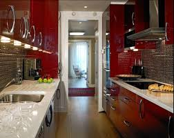 Red Lacquer Kitchen Cabinets Delorme Designs Red And White Part Deux