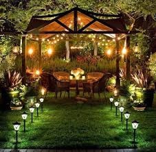 romantic outdoor dining room feature small s m l f