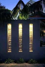 wall accent lighting. Wall Mounted Accent Light Outdoor Lighting