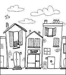 5321f128057f7132f10b48d5294e0ae4 all about me my neighborhood coloring book page jpg (383�433 on free printable all about me book