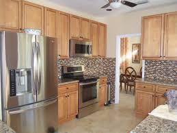 Superior Light Brown Kitchen Cabinets | Sandstone Rope Door | Kitchen Cabinet Kings  Traditional Kitchen Great Pictures