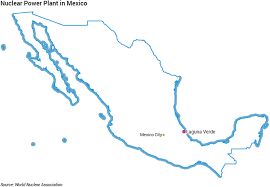 Nuclear Power In Mexico World Nuclear Association