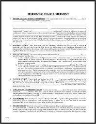 Lease Agreement. Inspirational Standard Lease Agreement Nsw ...