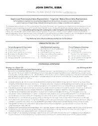 Sales Representative Resume Examples Classy Sales Representative Resume Sample Free Insurance Example