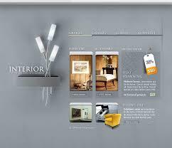 Website Template 7651 Interior Design Solutions Custom Website