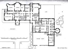 >88 best english country house images on pinterest architecture  ground floor plan of foxbury foxbury is the estate of the chislehurst tiarks family