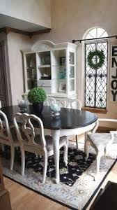 painted dinning room table black dining room furniture dining table redo refinished dining