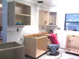 Diy Install Kitchen Cabinets Installing Ikea Kitchen Cabinets
