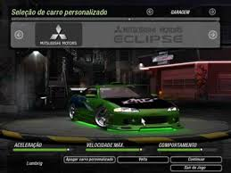 Jeux pour PC : need for speed underground pour iPhone