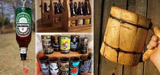 gifts for beer drinkers. Interesting Gifts 9 DIY Gifts That Are Perfect For Beer Lovers Intended For Drinkers G