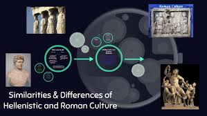 Hellenistic Culture And Roman Culture Venn Diagram Answers Similarities Differences Of Hellenistic And Roman