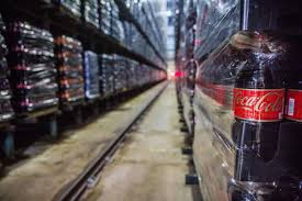 Coca Cola Harahan La Bottling And Distribution Of Coke Products Get Improved Regional Hub