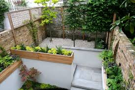 Small Picture Lawn Garden Chic Simple Small Garden Design Ideas With Stone