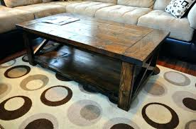 farmhouse coffee table plans rustic farmhouse coffee table from the thousand images on line regarding rustic