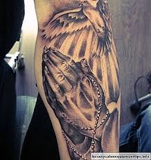 Top 9 Cool A Stylové Modlící Se Ruce Tetování Vzory Krása A Móda