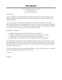 Administrative Specialist Cover Letter Directory Resume Sample