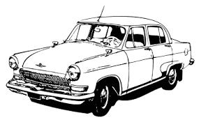 Classic Car Clipart Clipartfest