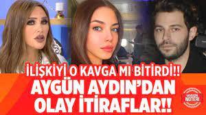 ŞOK!! Seren Serengil'e TEHDİT Hakan Sabancı'ya REST! Aygün Aydın'dan Olay  İtiraflar!! - YouTube