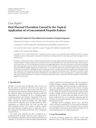 PDF) Allergic Contact Cheilitis and Perioral Dermatitis Caused by ...