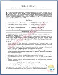 Gallery Of Accounts Receivable Resume Samples Free Free Resume