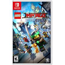 LEGO Ninjago Movie Video Game Nintendo Switch 1000648800 - Best Buy