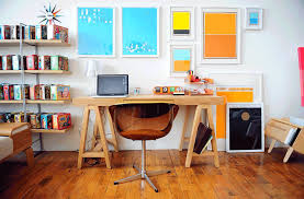 your home office. Easy And Cheap DIY Tweaks To Make Your Home Office Suck Less