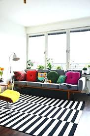 ikea area rugs for living room striped rug interesting ideas stylish decoration wool