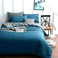 orange and blue duvet cover blue grey duvet cover blue and grey bedding high quality cotton