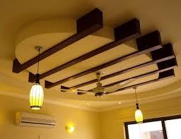 panel fixed ceiling design
