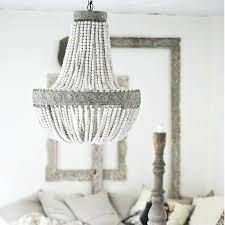 beaded pendant light country style retro hanging lime white wooden beads pendant lamp led lights ac