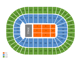 Times Union Center Seating Chart And Tickets