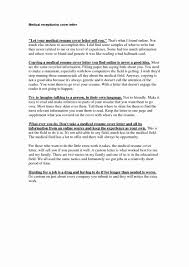 48 New Examples Of Cover Letter For Resume Document Template Job