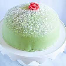 Treats Swedish Princess Cake Prinsesstårta