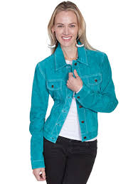 add to my lists scully leather suede jean jacket