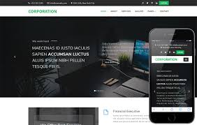 Website Template New Free Responsive Mobile Website Templates Designs W48layouts