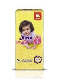 <b>Подгузники</b>-<b>трусики dry</b> pants макси (7-11кг.) 34 шт. <b>Libero</b> ...