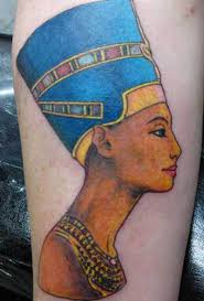 Nefertiti Tattoos Designs Ideas And Meaning Tattoos For You