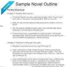Chapter Outline Template New Book Of Textbook Example Writing A
