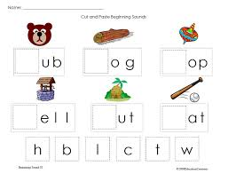 Teaching Ideas, Games, and More! - Phonics - Beginning Sounds