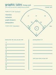 Softball Lineup Printable Big Red Baseball Softball And