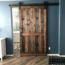 barn doors with glass inserts panes diy door insert