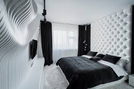 pretty mirrored furniture design ideas. This Is A Beautiful Bedroom Designed By Geometrix Design. The Wall Has  Wavy Shape That Make It Looks Sleek And Modern. Pretty Mirrored Furniture Design Ideas E