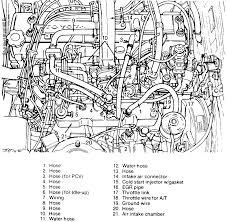 similiar toyota 22re engine fuel diagrams keywords 22re fuel diagram autozone com autozone repairguides toyota