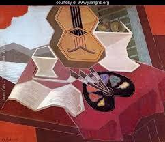 juan gris cubist painting