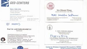10 Graduate Student Business Card Example Proposal Letter