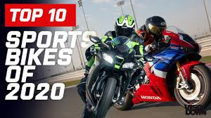 top 10 sports bikes of 2020 visordown