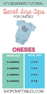 Beginners Tutorial Decal Size Tips For T Shirts Totes And