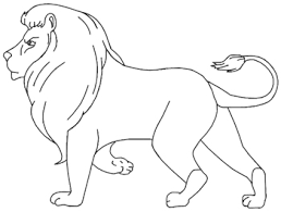 easy lion drawings in pencil.  Drawings How To Draw Lion For Kids Step 7 For Easy Drawings In Pencil S