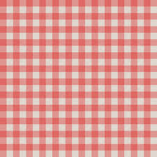 RedWhite Kitchen Table Cloth Texture